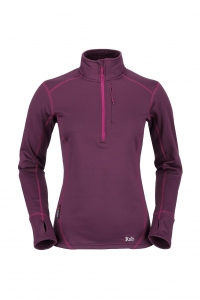 Bluza damska Power Stretch Pull-On Rab