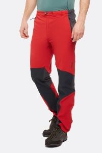 Spodnie trekkingowe softshellowe  Torque Rab