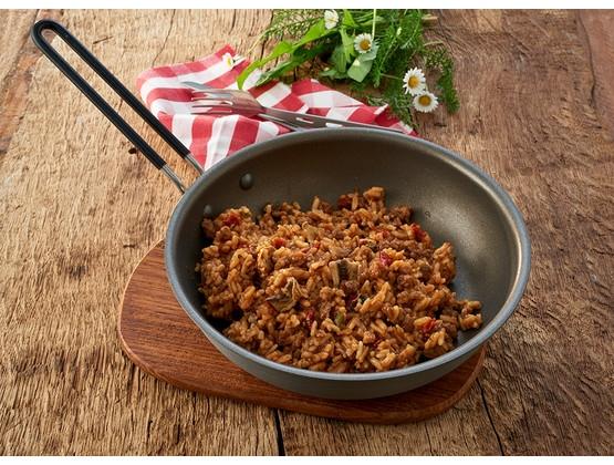 TREK'N EAT/ Wołowina z ryżem a'la Strogonoff 250g, 2os.